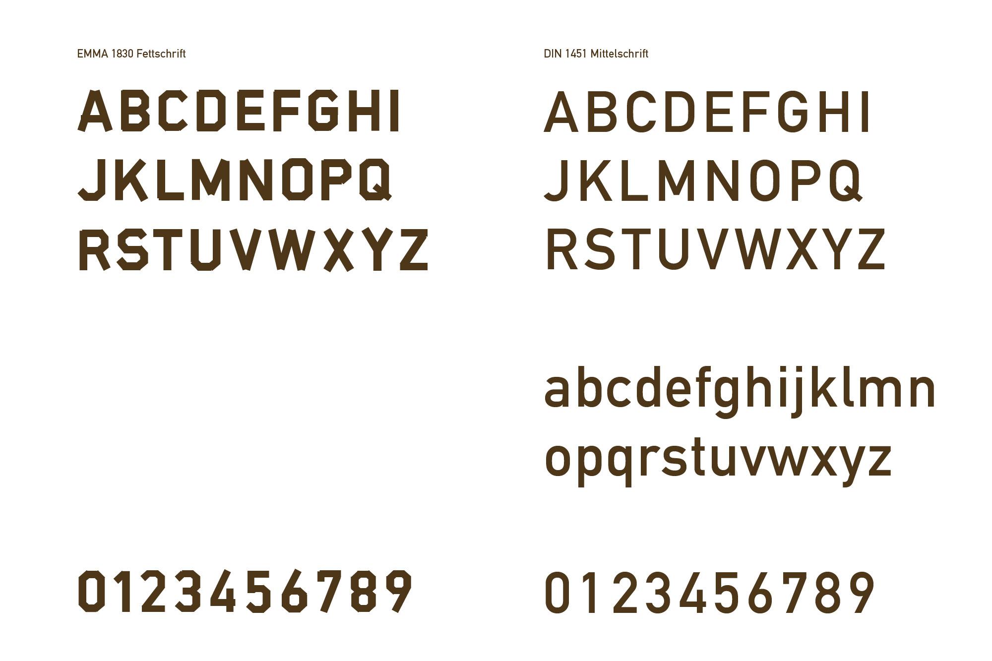 cobra-emma-pforzheim-corporate-design-schriftbild