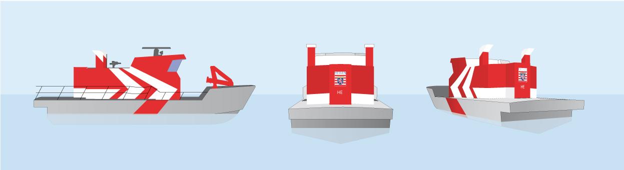 Löschboot(rot)